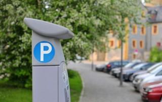 Overname parkeerkaartje