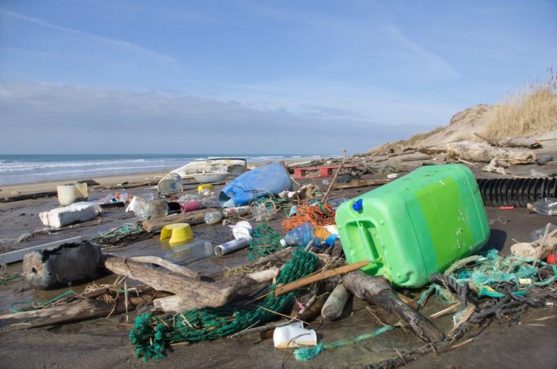 Tarief afvalstoffenheffing bij export op nihil