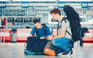 Plan invoeren vliegbelasting